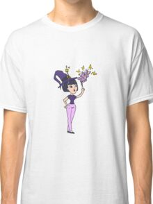 cartoon witch Classic T-Shirt