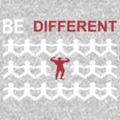 Be Different by GiorgosPa