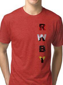 RWBY Tri-blend T-Shirt
