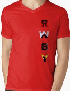 RWBY Mens V-Neck T-Shirt