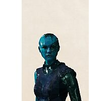 Nebula from Guardians of the Galaxy Photographic Print