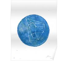Constellation #3 Poster