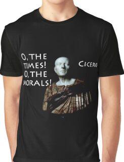 O The Times - Cicero Graphic T-Shirt