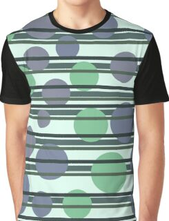 Simple green pattern Graphic T-Shirt
