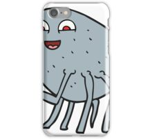 cartoon tick iPhone Case/Skin