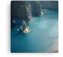 ireland clare cliffs of moher 2 Canvas Print