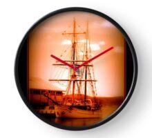 *Tall Ships-Hobart*  Clock