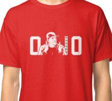 Ohio State Michigan Coach Rivalry Leaf Shirt Classic T-Shirt