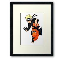 NARUTO Framed Print