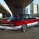 Candy Holden Commodore VL Turbo by John Jovic