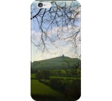 Brentor in the distance iPhone Case/Skin