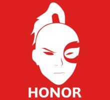 Prince Zuko - HONOR! Kids Tee