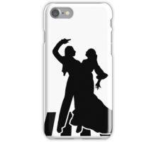 flamenco dancers iPhone Case/Skin