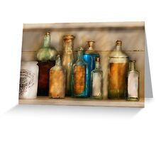Pharmacy - Medicine Greeting Card