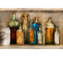 Pharmacy - Medicine Photographic Print