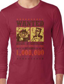 Wanted - Boris & Natasha Long Sleeve T-Shirt