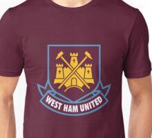 west ham united football club best logo Unisex T-Shirt