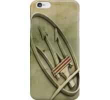 Maserati The Trident iPhone Case/Skin