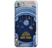 StarWars Marry Christmas and Happy New Year iPhone Case/Skin