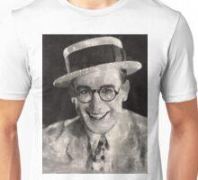 Harold Lloyd, Comedy Actor Unisex T-Shirt