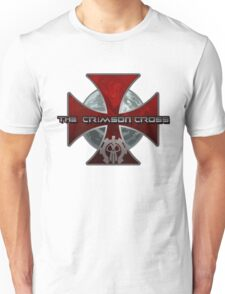 the crimson Unisex T-Shirt