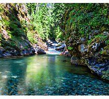 Wilderness Stream Photographic Print