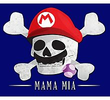 Mama Mia Photographic Print