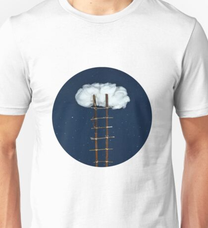 Stairway to the clouds Unisex T-Shirt