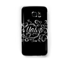 Roofs of the World (White) Samsung Galaxy Case/Skin