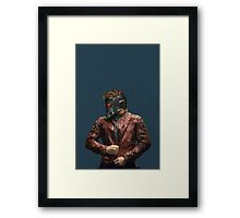 Starlord from Guardians of the Galaxy Framed Print