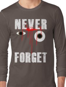 Never Forget Glenn Long Sleeve T-Shirt