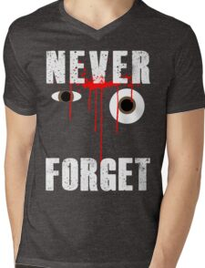 Never Forget Glenn Mens V-Neck T-Shirt