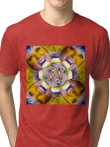 Paula's Real Premium Hell(wo)mann's Mayonnaise  Tri-blend T-Shirt