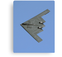Northrop Grumman B-2A Spirit 82-1069/WM stealth bomber Canvas Print