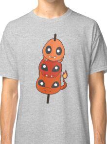 Fire Pokemon Mochi Classic T-Shirt
