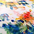 My first finger painting by Jenny -  DESIGN