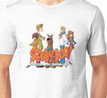 Scooby Doo Charachter Unisex T-Shirt