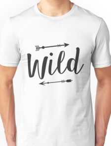 Wild Arrows Unisex T-Shirt