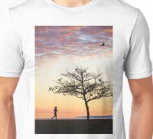 Morning Run Unisex T-Shirt