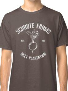 Schrute Beet Plantation Classic T-Shirt