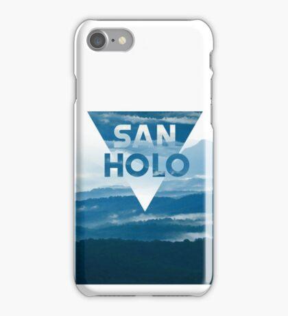 San Holo Blue iPhone Case/Skin