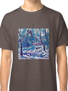 Winter Wonderland Classic T-Shirt