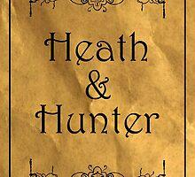Heath and Hunter by heathandhunter