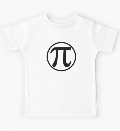 Pi number Kids Tee