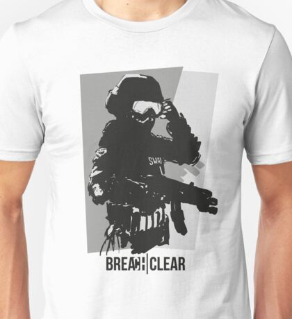BREACH CLEAR 1 Unisex T-Shirt