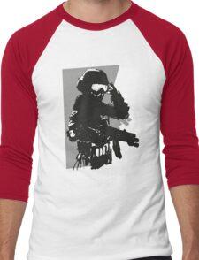 BREACH CLEAR 2 Men's Baseball ¾ T-Shirt