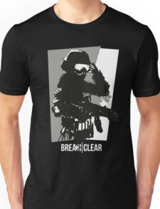 BREACH CLEAR 2 Unisex T-Shirt