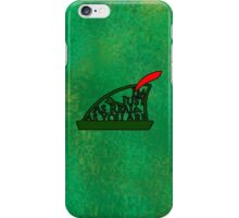 I'm Just as Real as You Are  iPhone Case/Skin