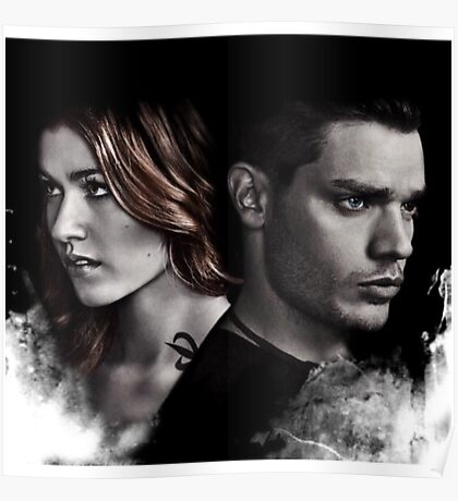 Clace Shadowhunters S2 Poster