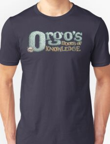 ORGO'S BOOKS OF KNOWLEDGE T-Shirt